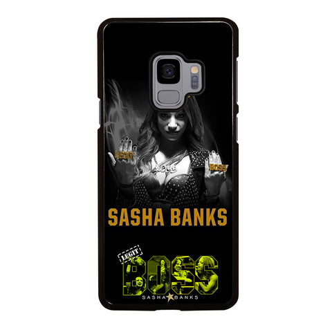 SASHA BANKS LEGIT 2 Samsung Galaxy S9 Case Cover