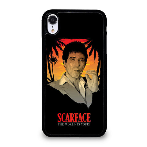 SCARFACE 2 iPhone XR Case Cover