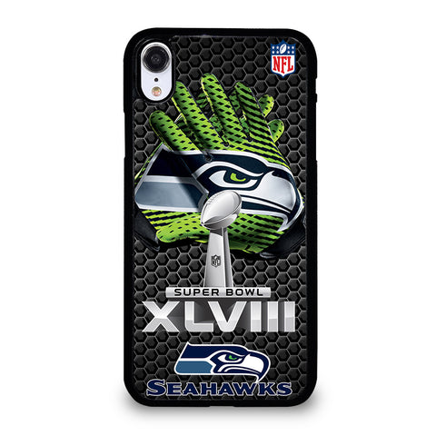 SEATTLE SEAHAWKS SUPER BOWL 48 iPhone XR Case Cover