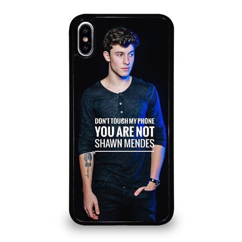 SHAWN MENDES 2 iPhone XS Max Case Cover