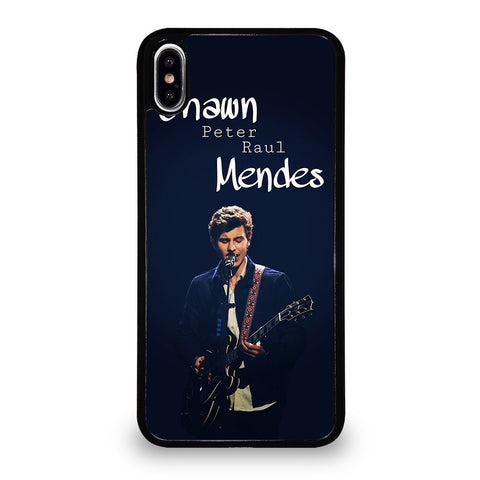SHAWN MENDES 4 iPhone XS Max Case Cover