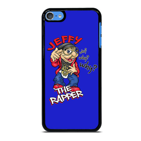 SML JEFFY WHY RAPPER iPod Touch 7 Case Cover