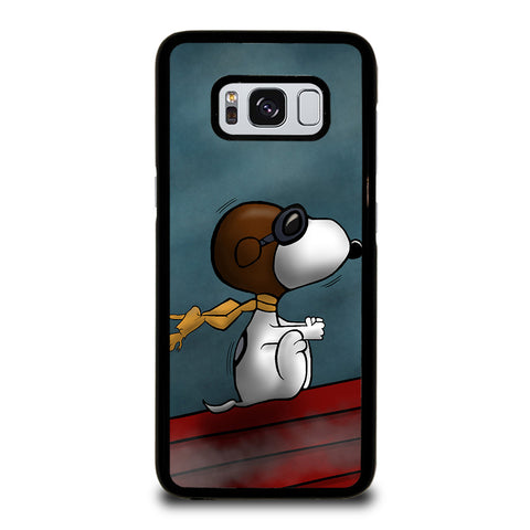 SNOOPY DOG 1 Samsung Galaxy S8 Plus Case Cover