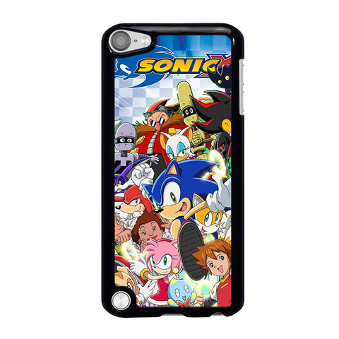 SONIC X CHARACTER iPod Touch 5 Case Cover