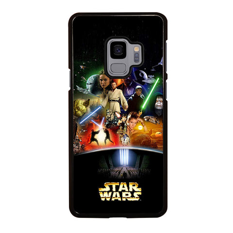 STAR WARS CLASSIC Samsung Galaxy S9 Case Cover