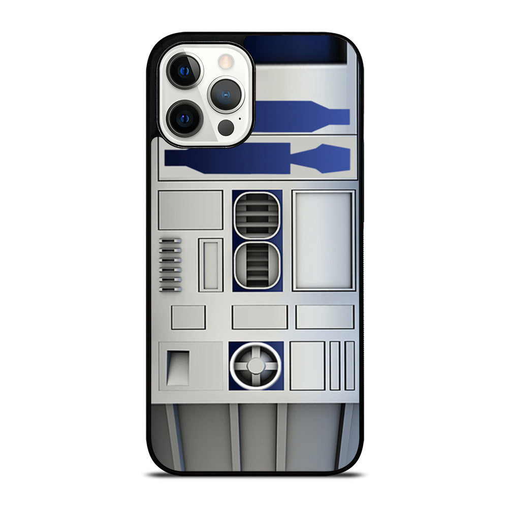STAR WARS R2D2 iPhone 12 Pro Max Case Cover - Casepole