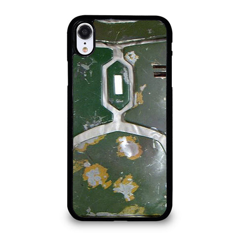 STAR WARS BOBA FETT OLD ARMOR iPhone XR Case Cover