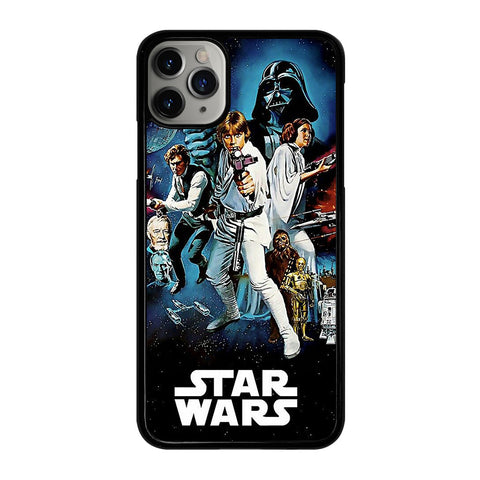 STAR WARS VINTAGE iPhone 11 Pro Max Case Cover