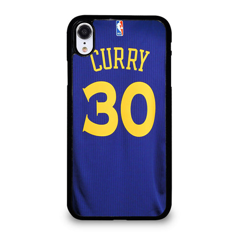 STEPHEN CURRY JERSEY 1 iPhone XR Case Cover