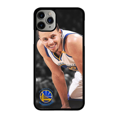 STEPHEN CURRY WARRIORS iPhone 11 Pro Max Case Cover