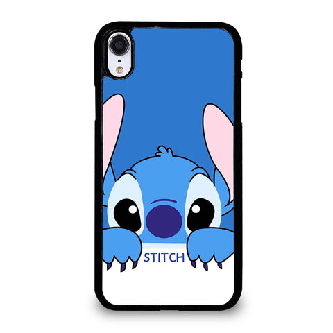 STITCH AND LILO OHANA iPhone XR Case Cover