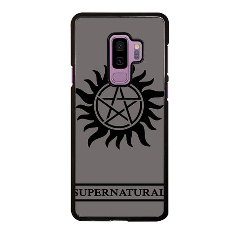 SUPERNATURAL TATTOO Samsung Galaxy S9 Plus Case Cover