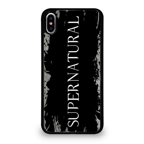 SUPERNATURAL 1 iPhone XS Max Case Cover