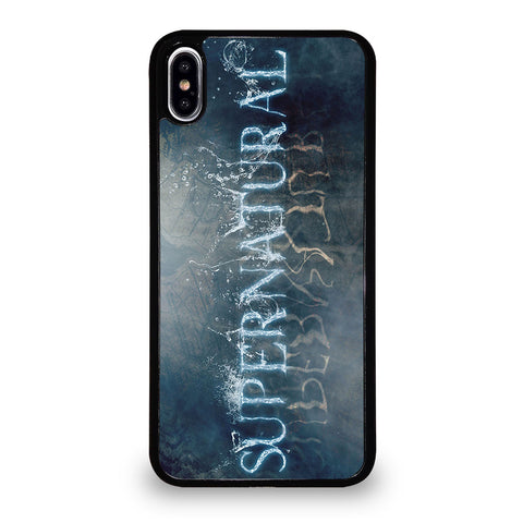 SUPERNATURAL WATER SHADOW iPhone XS Max Case Cover