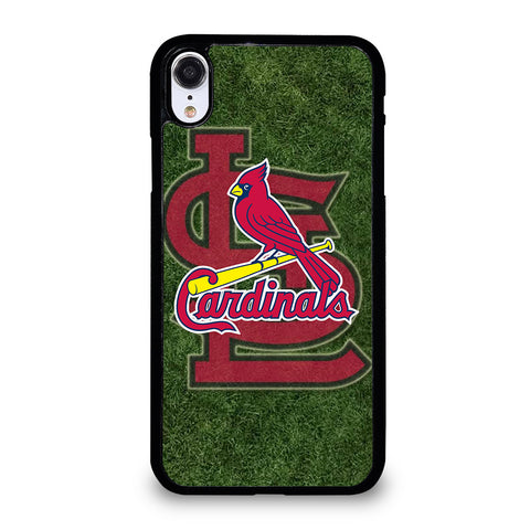 St LOUIS CARDINALS LOGO iPhone XR Case Cover