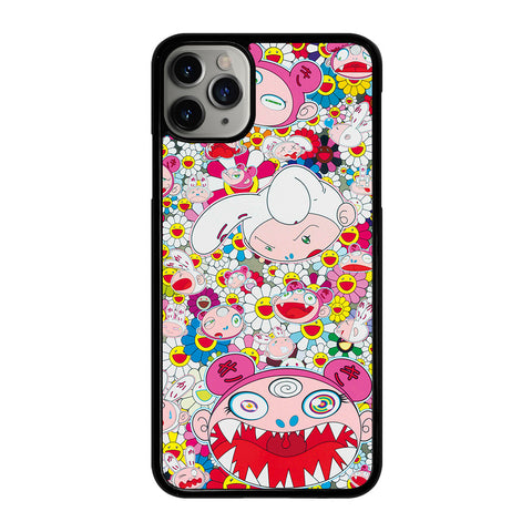 TAKASHI MURAKAMI 1 iPhone 11 Pro Max Case Cover
