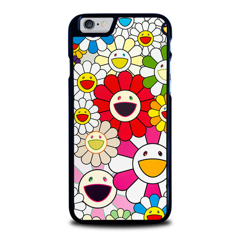 TAKASHI MURAKAMI FLOWERS 5 iPhone 6 / 6S Case Cover