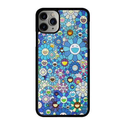 TAKASHI MURAKAMI FLOWERS 3 iPhone 11 Pro Max Case Cover