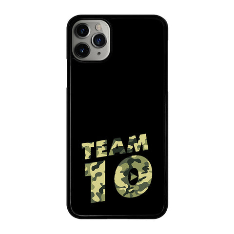 TEAM 10 CAMOUFLAGE iPhone 11 Pro Max Case Cover