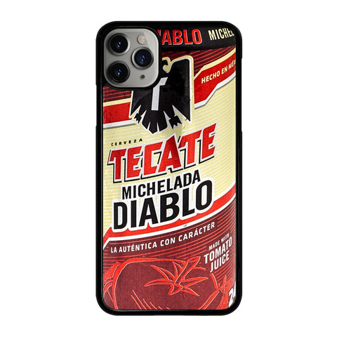 TECATE BEER CERVEZA iPhone 11 Pro Max Case Cover