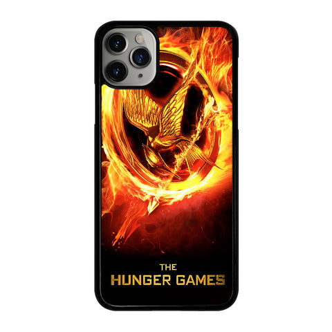 THE HUNGER GAMES FIRE iPhone 11 Pro Max Case Cover