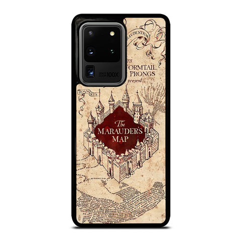 THE MARAUDERS MAP Samsung Galaxy S20 Ultra Case Cover