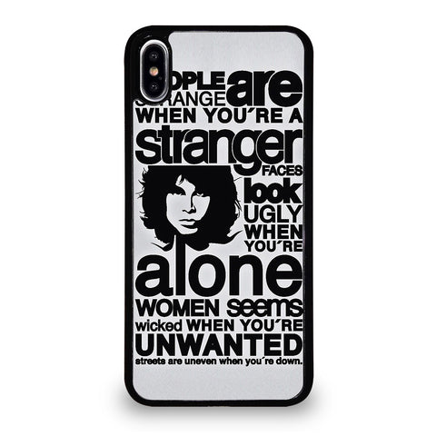 THE DOORS QUOTES iPhone XS Max Case Cover