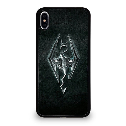THE ELDER SCROLLS V SKYRIM 3 iPhone XS Max Case Cover