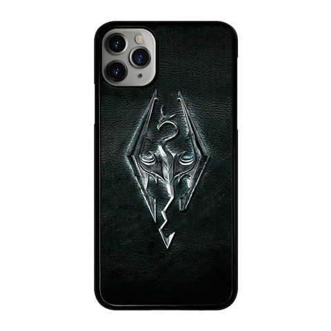 THE ELDER SCROLLS V SKYRIM 3 iPhone 11 Pro Max Case Cover