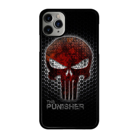 THE PUNISHER MARVEL 1 iPhone 11 Pro Max Case Cover