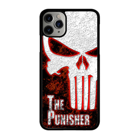 THE PUNISHER MARVEL 2 iPhone 11 Pro Max Case Cover