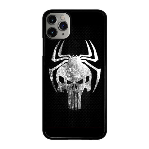 THE PUNISHER SPIDERMAN iPhone 11 Pro Max Case Cover