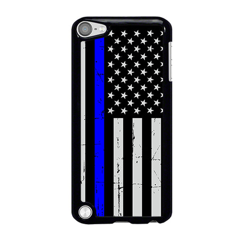 THIN BLUE LINE AMERICAN iPod Touch 5 Case Cover