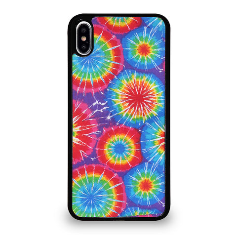 TIE DYE TIE DYE iPhone XS Max Case Cover