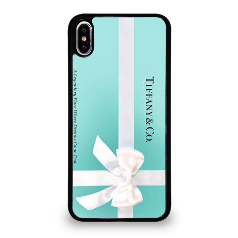 TIFFANY AND CO 1 iPhone XS Max Case Cover