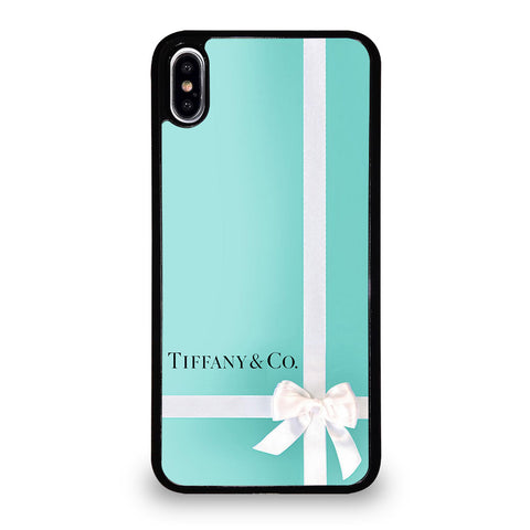 TIFFANY AND CO 2 iPhone XS Max Case Cover