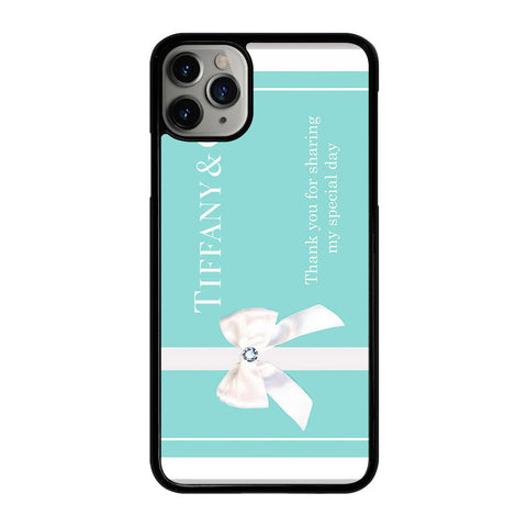 TIFFANY AND CO 3 iPhone 11 Pro Max Case Cover