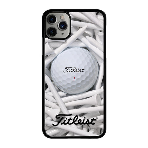 TITLEIST BALL GOLF iPhone 11 Pro Max Case Cover