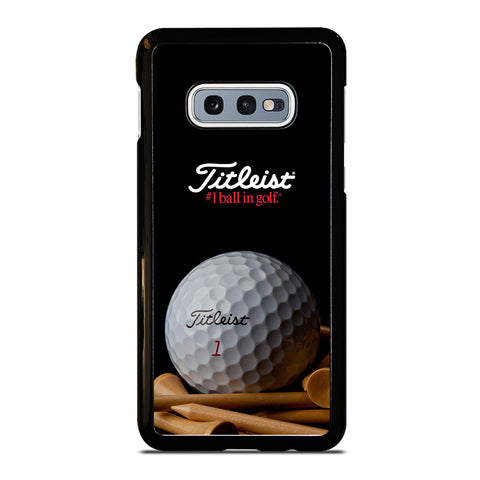 TITLEIST GOLF 3 Samsung Galaxy S10e Case Cover