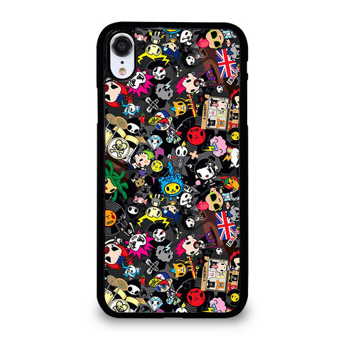TOKIDOKI COLLAGE 1 iPhone XR Case Cover
