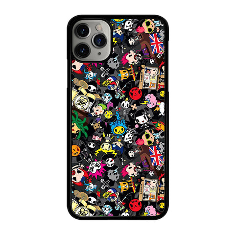 TOKIDOKI COLLAGE 1 iPhone 11 Pro Max Case Cover