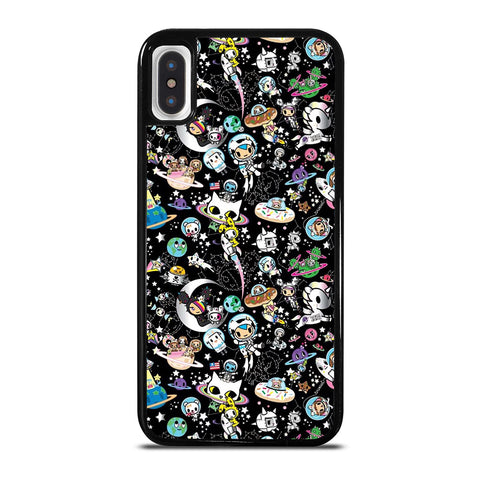 TOKIDOKI COLLAGE 2 iPhone X / XS Case Cover