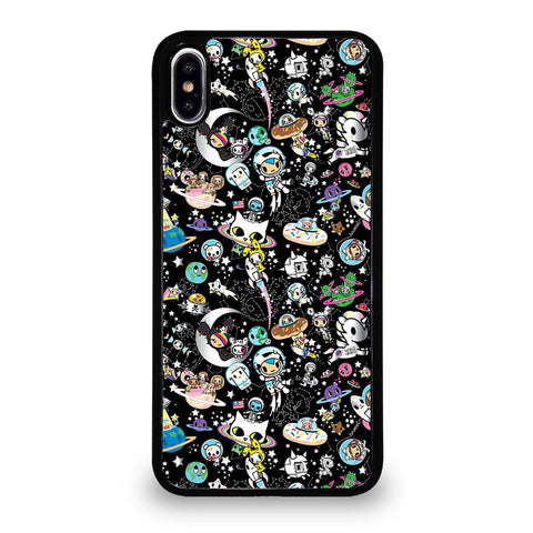 TOKIDOKI COLLAGE 2 iPhone XS Max Case Cover
