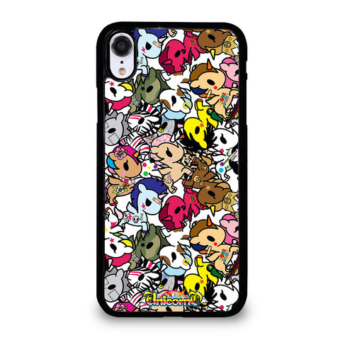 TOKIDOKI UNICORN 1 iPhone XR Case Cover