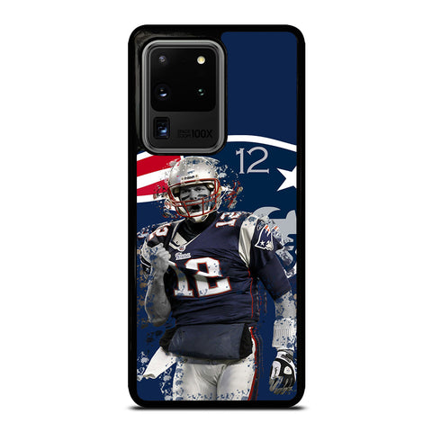 TOM BRADY Samsung Galaxy S20 Ultra Case Cover