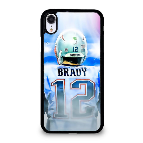 TOM BRADY 12 iPhone XR Case Cover