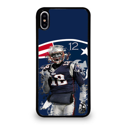 TOM BRADY iPhone XS Max Case Cover