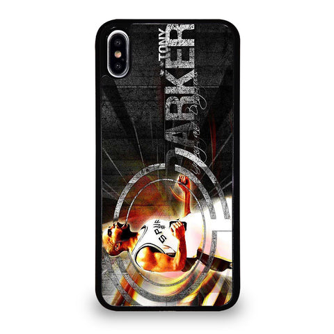 TONY PARKER iPhone XS Max Case Cover