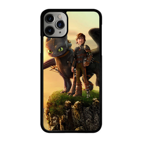 TOOTHLESS AND HICCUP iPhone 11 Pro Max Case Cover