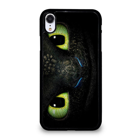 TOOTHLESS DRAGON iPhone XR Case Cover